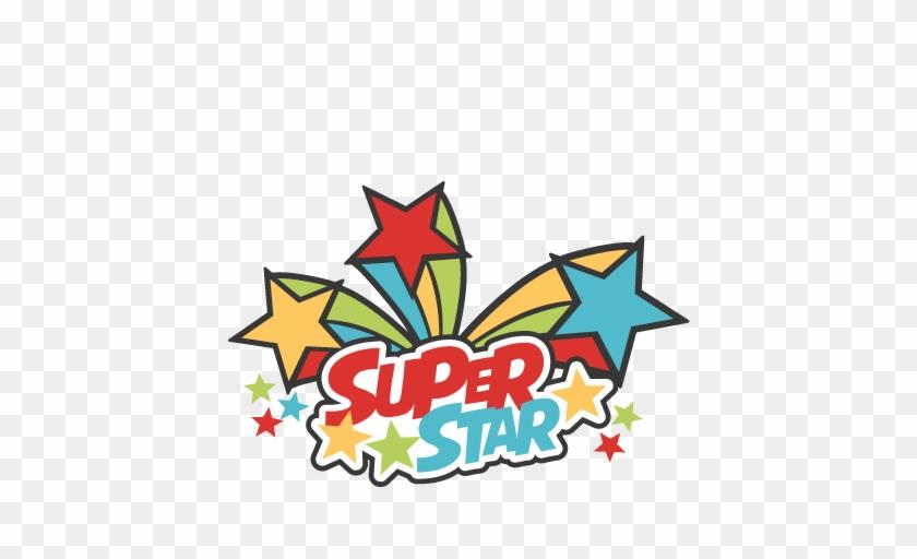 Clipart Of A Super Star Superstar Free Download Clip - Clip Art Super Star #22716