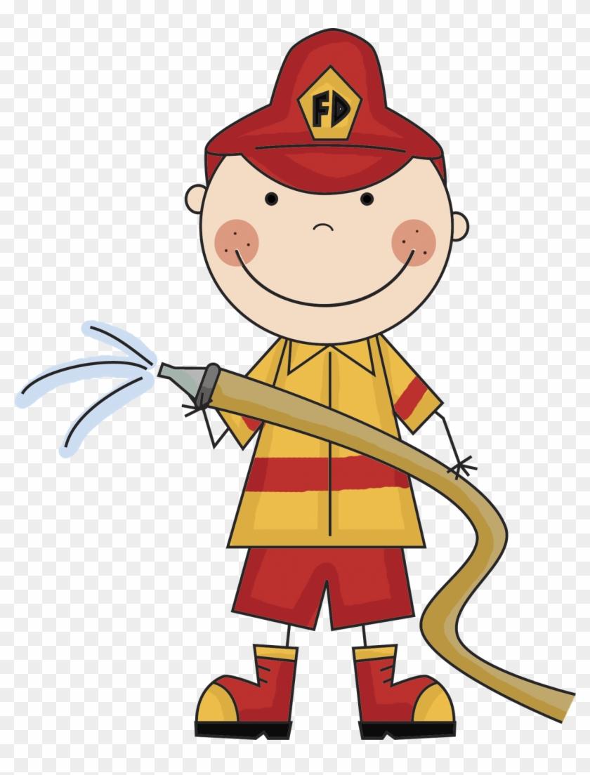 Men Clipart Fire Brigade - Men Clipart Fire Brigade #22718