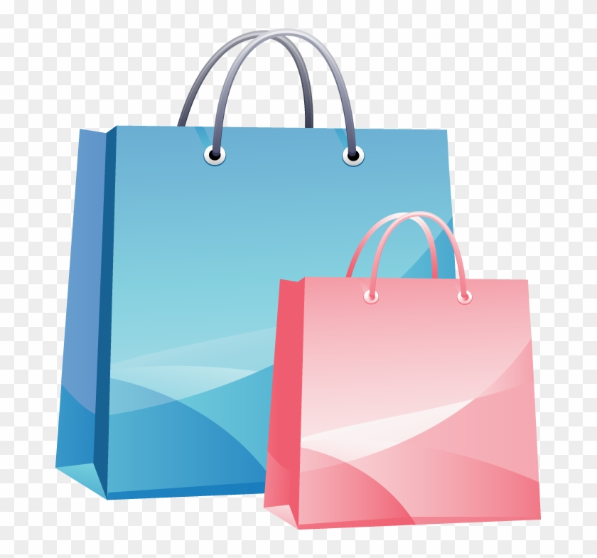 Shopping Bags Shopping Bag Clip Art Mart - Shopping Bag Transparent Png #22728