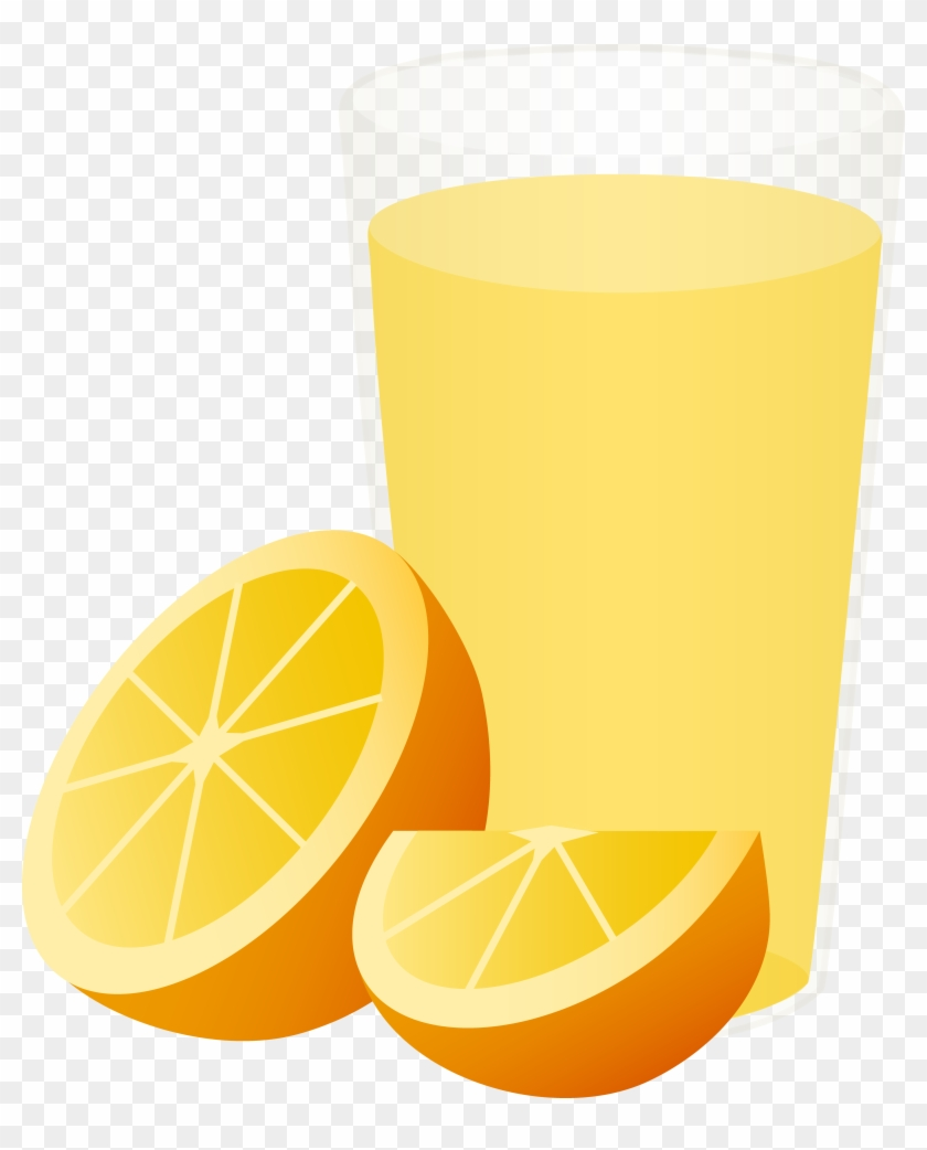 Cute Orange Juice Clipart Clip Art Library Png - Glass Of Orange Juice Clipart #22755