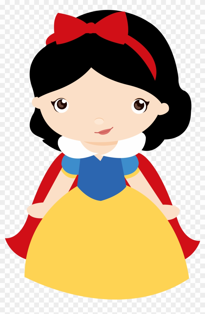 Clipart De Blancanieves Bebé - Custom Birthday Buttons, Personalized Button Pins, #22757