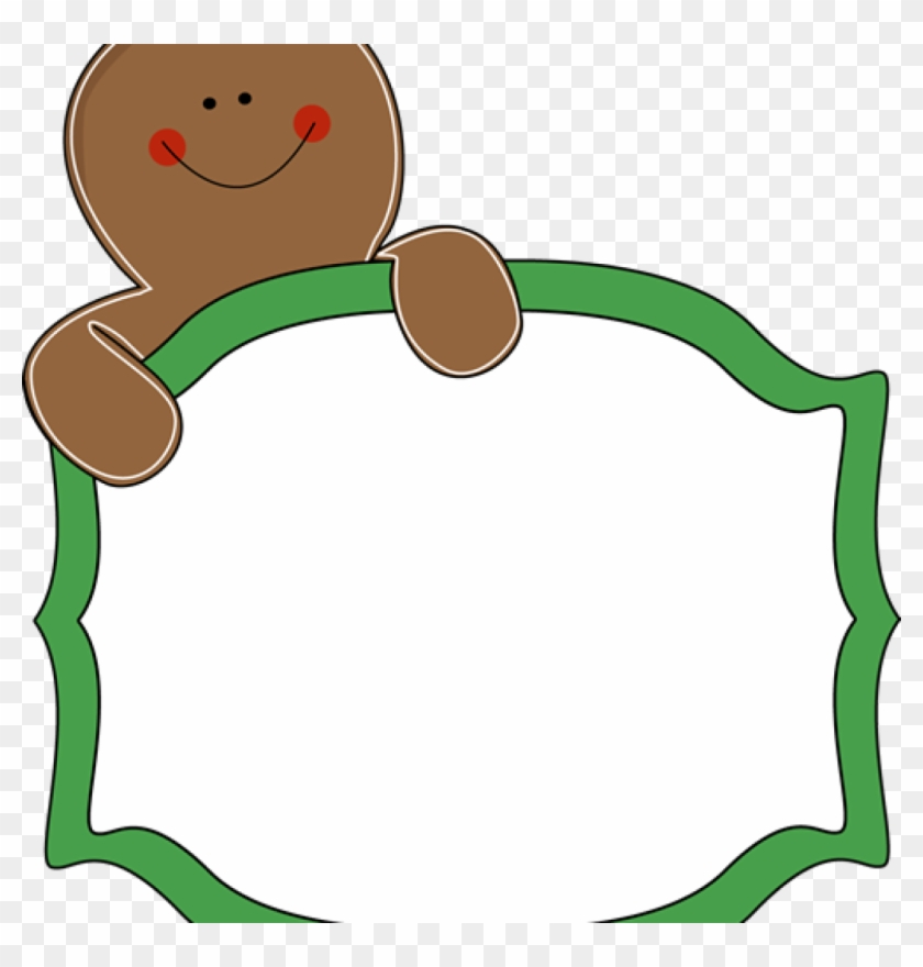 Gingerbread Man Clipart Gingerbread Man Sign Clip Art - Gingerbread Man Clipart Gingerbread Man Sign Clip Art #22786