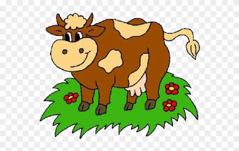 Farm Animals Clipart - Kühe Clipart #22832