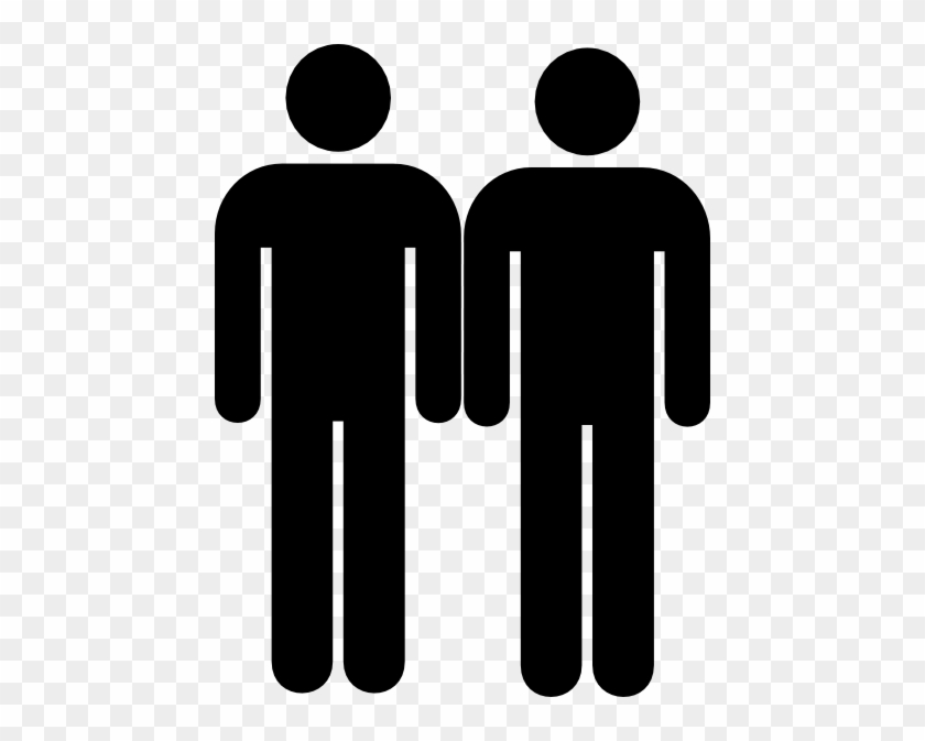Man Clip Art Images Clipart Panda Free Clipart Images - Man And Man Icon #22836