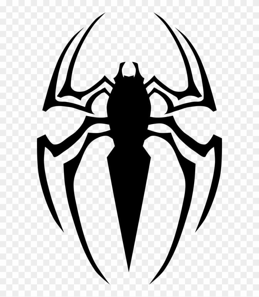 Spider-man Clipart Spiderman Logo - Spiderman Logo 2012 Vector #22880