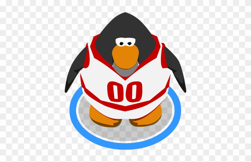 Penguin Clipart Track - Club Penguin Ninja #22895