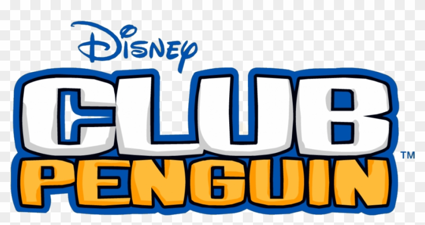 Club Penguin Clip Art - Club Penguin Logo #22897