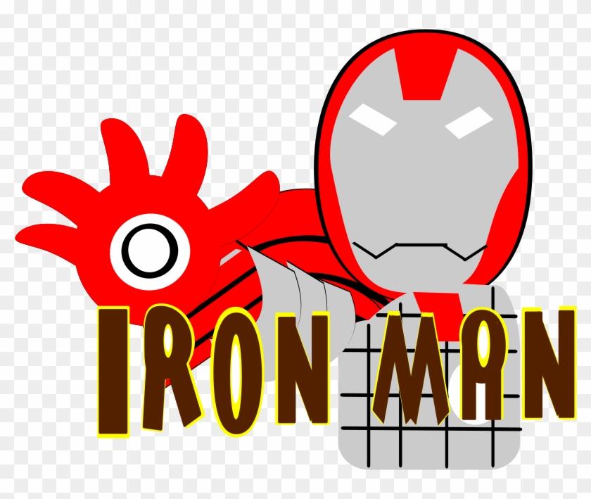 Iron Man Images Clipart - Clip Art Iron Man #22938