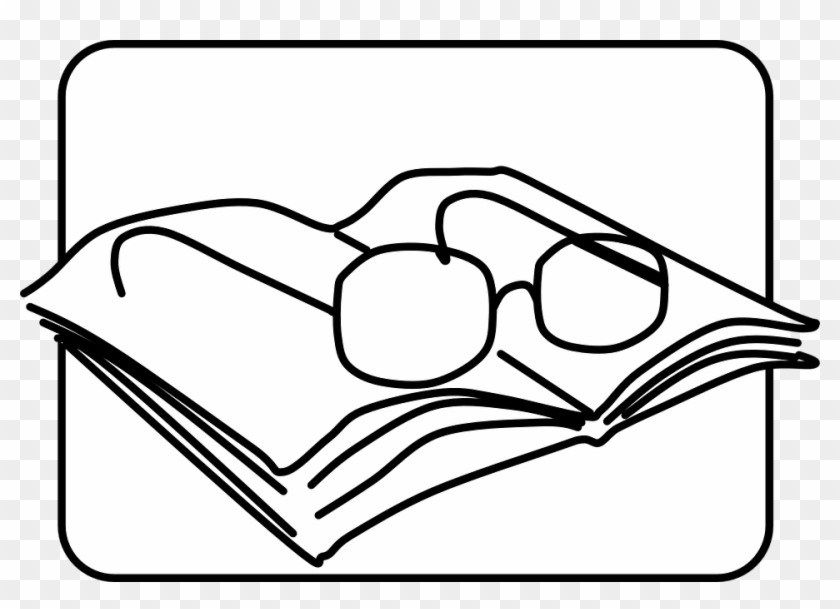 Clipart Info - Drawing Picture For Reading #22951