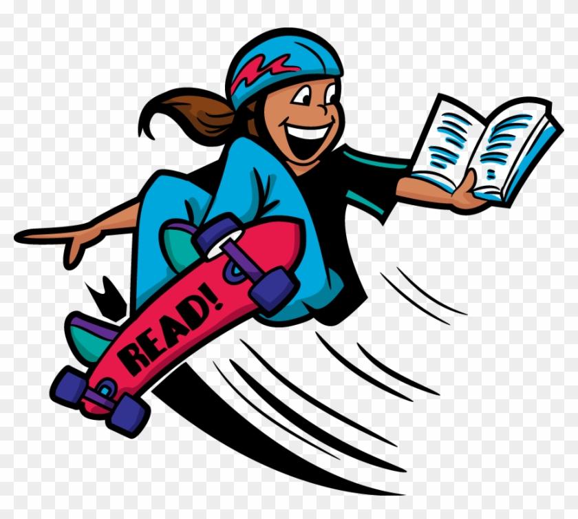 Kids Summer Reading Lists - Your Mark Get Set Read #22970