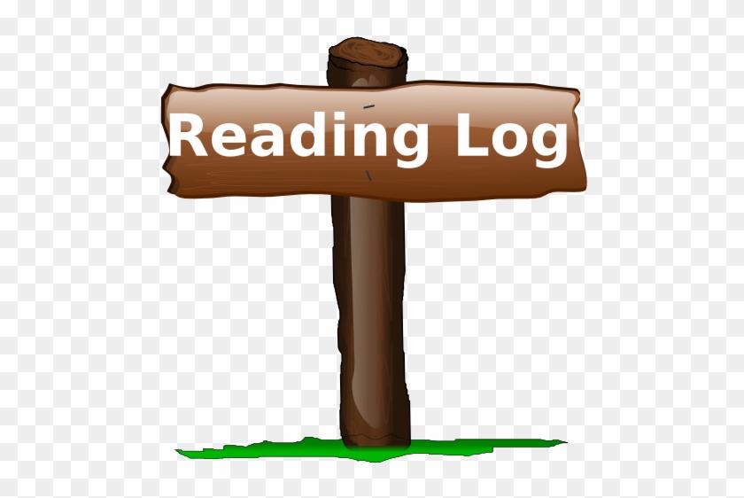 Reading Log Clip Art #23008
