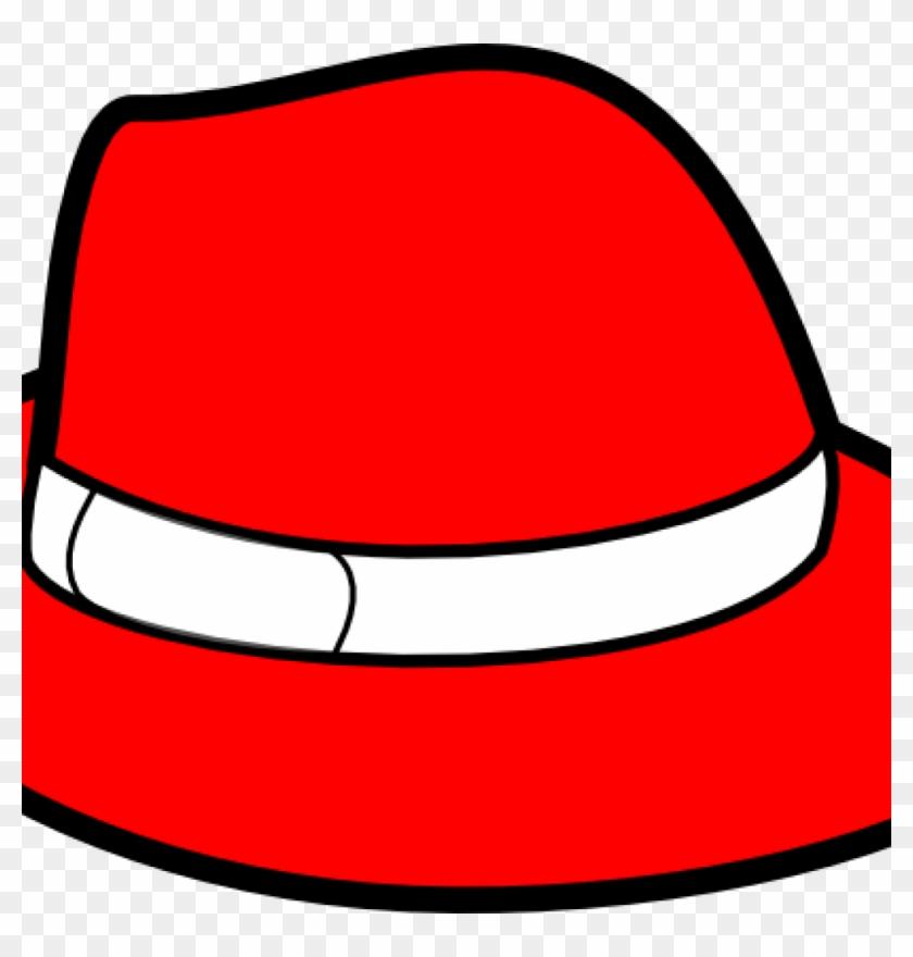 Hat Clipart Red Hat Clip Art At Clker Vector Clip Art - Hat Clipart Red Hat Clip Art At Clker Vector Clip Art #23045