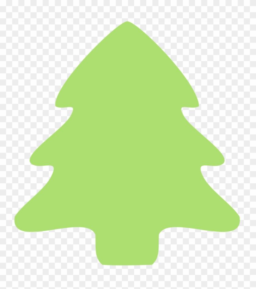 Christmas ~ Free Christmas Tree Clip Art Moment Image - Christmas Tree Green Cartoon #23152