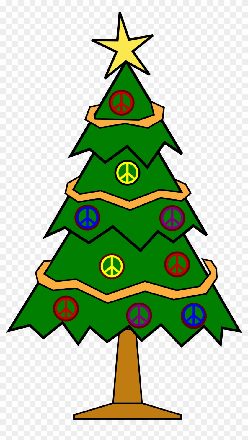 xmas art christmas tree clip art png free transparent png rh clipartmax com evergreen tree clip art silhouette evergreen tree clipart black and white