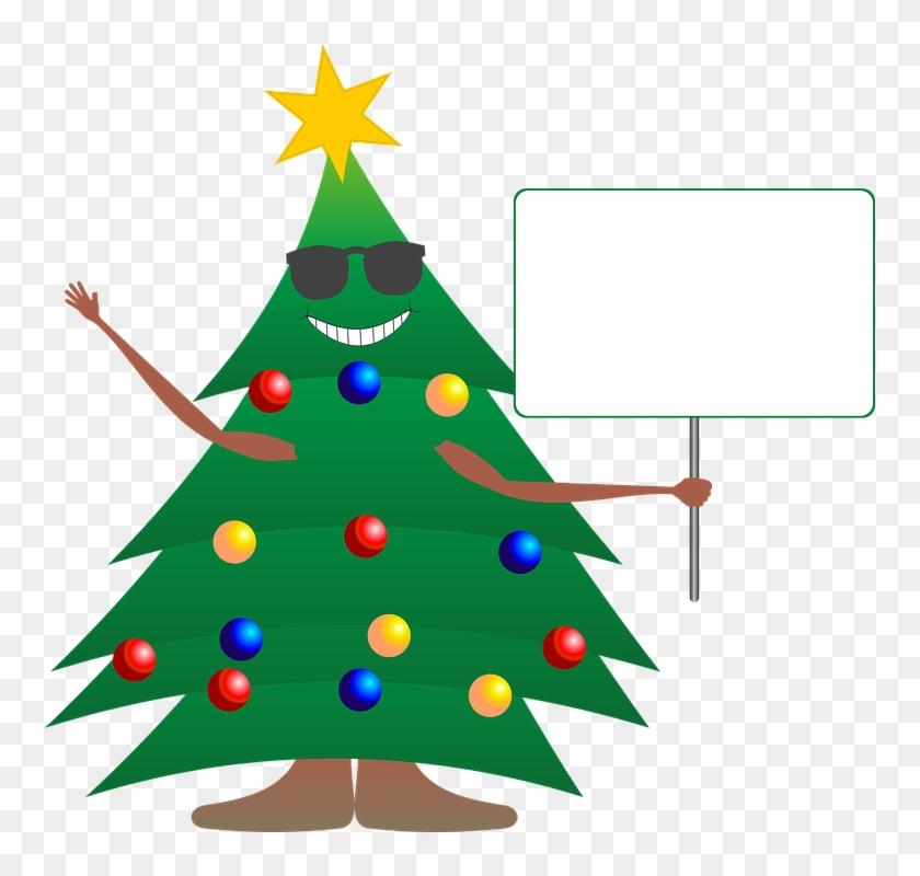 Christmas, Christmas Tree, Fir - Christmas In July Tree #23230