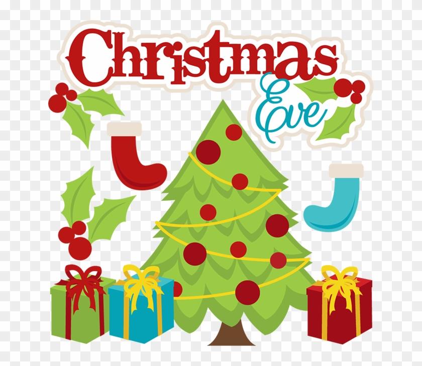 Christmas Eve Clipart - Christmas Eve Clipart #23231