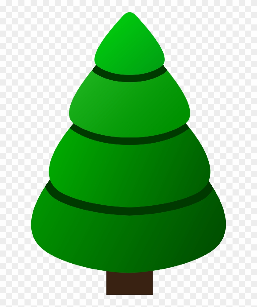 Christmas Tree Clip Art - Christmas Tree #23302
