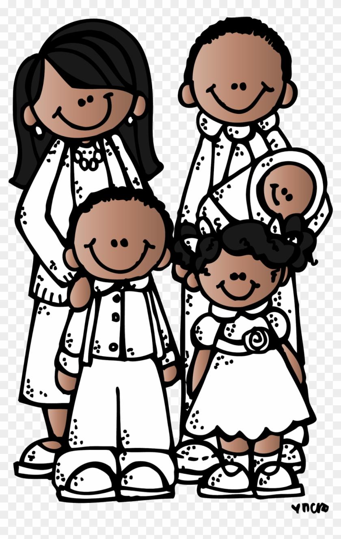 Family Tree Clipart Clipart - Melonheadz Family #23306
