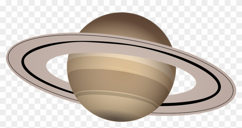 Rings Of Saturn Clipart - Saturn Clip Art #23337