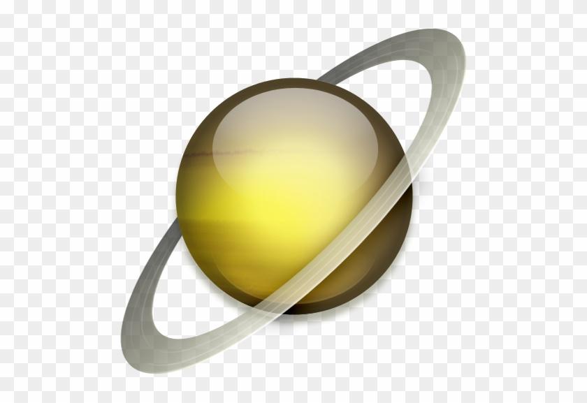 Saturn Clip Art Clipart - Saturn Icon #23346