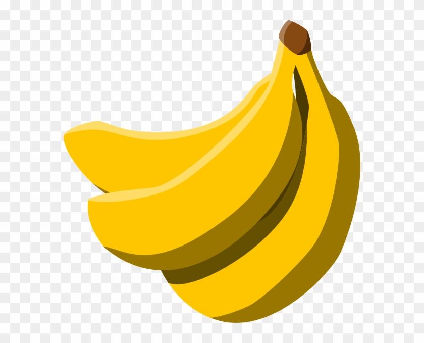 Related Cliparts - Banana Png #23369