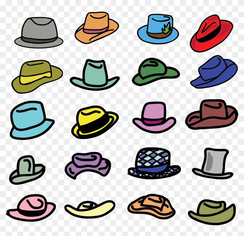 Hat Cap Clip Art - Hat Cap Clip Art #23453