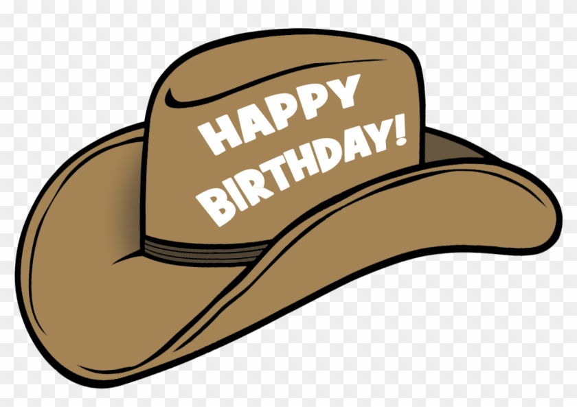Woody Cowboy Hat Clipart Free Clip Art Images - Happy Birthday Cowboy Hat #23464