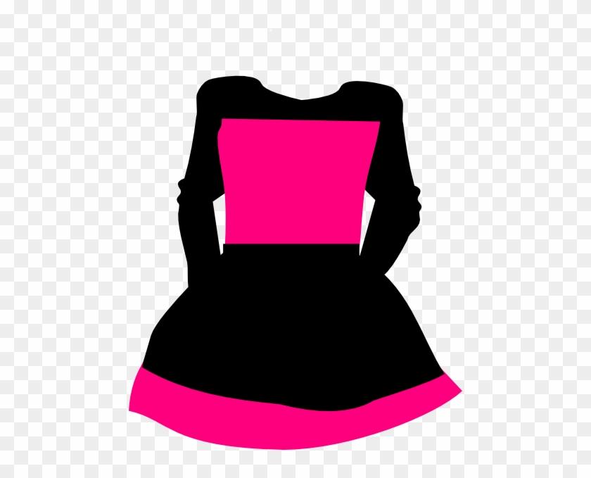 Girl Dress Clip Art #23466