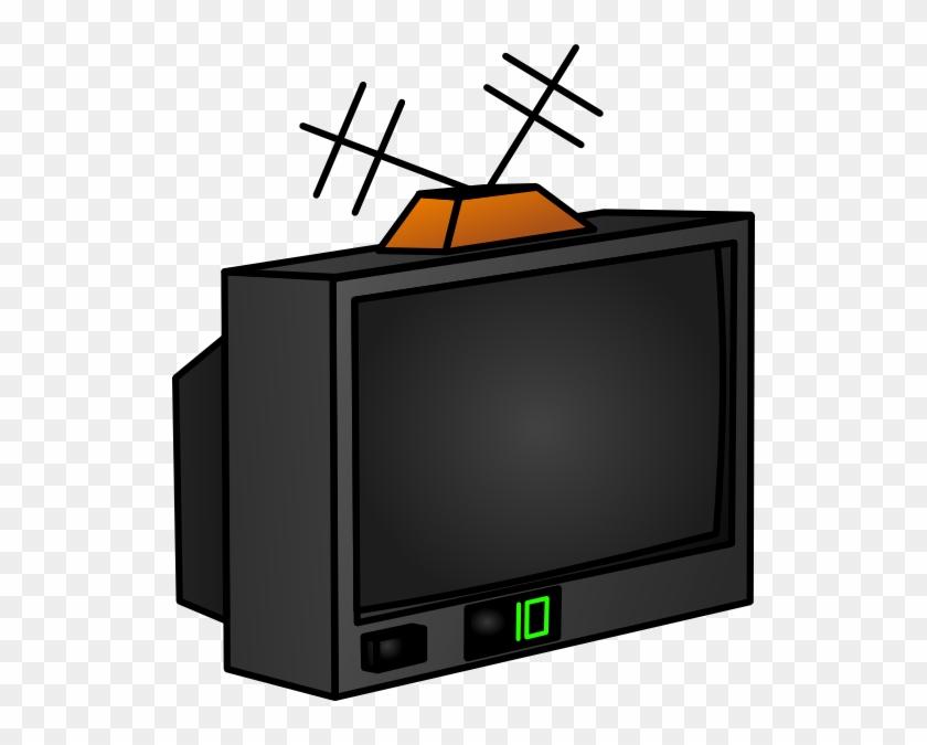 Tv Clip Art At Clker - Tv Clip Art #23524