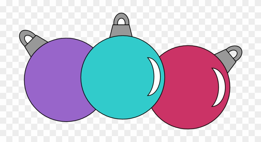 Christmas Decorations Clip Art Free - Illustration #23538