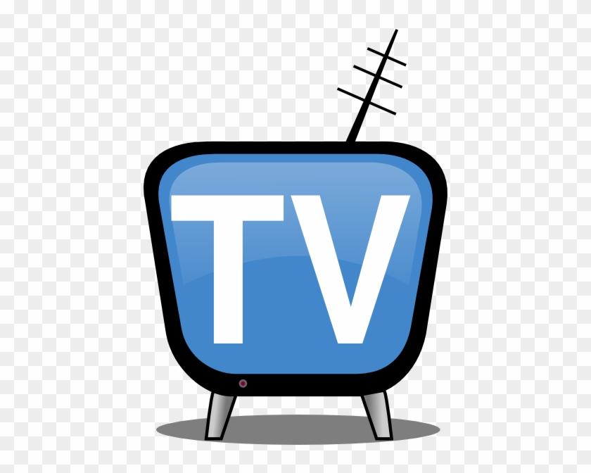 Television Set Clip Art #23541