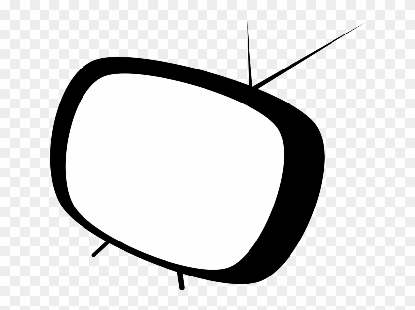 Free Tv Cartoon Empty - Tv Clipart Png #23566