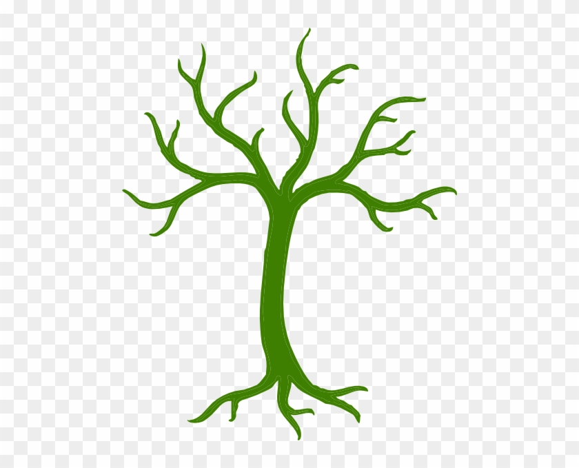 Tree Clipart Black And White #23583