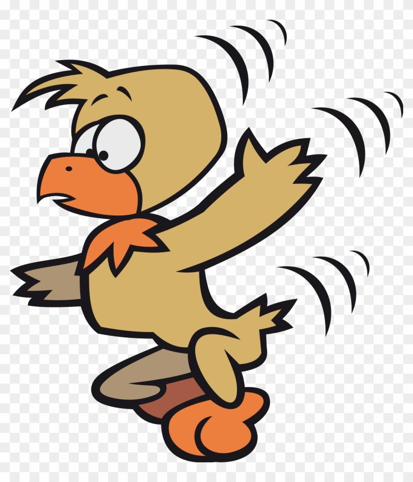 Comic Pictures - Comic Bird #23602