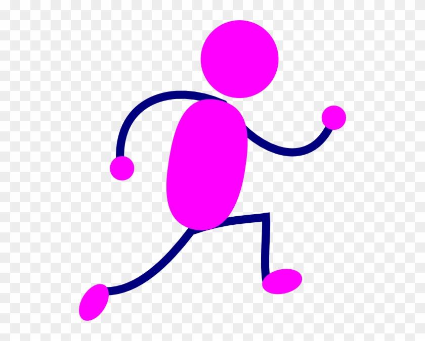 Girl Running Running Girl Clipart Free Download Clip - Stick Figurerunning #23618