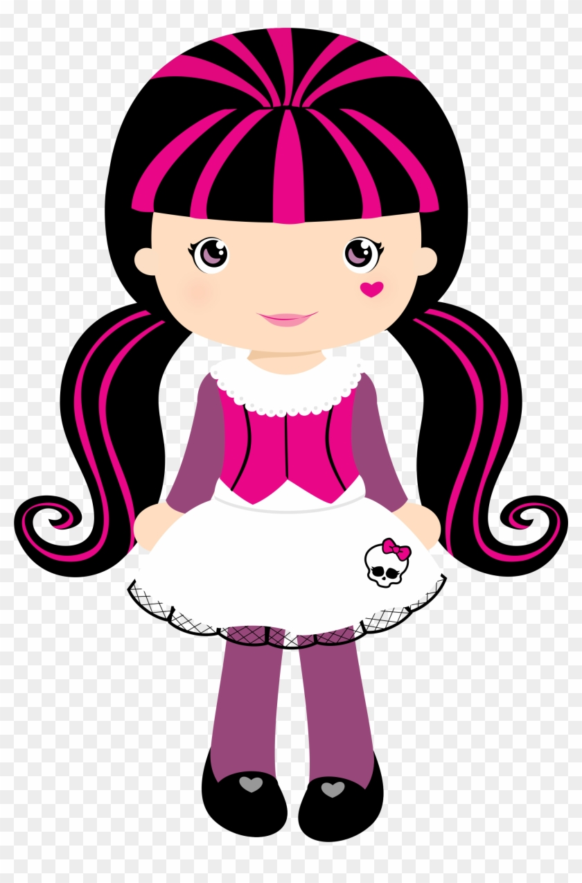 Pin By Liran S On Clipart - Monster High Minus #23644