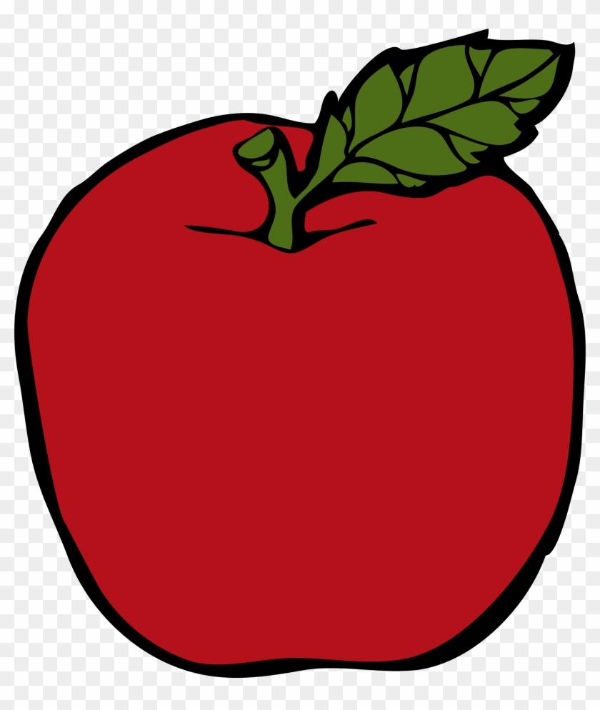 Apple Clip Art #23657