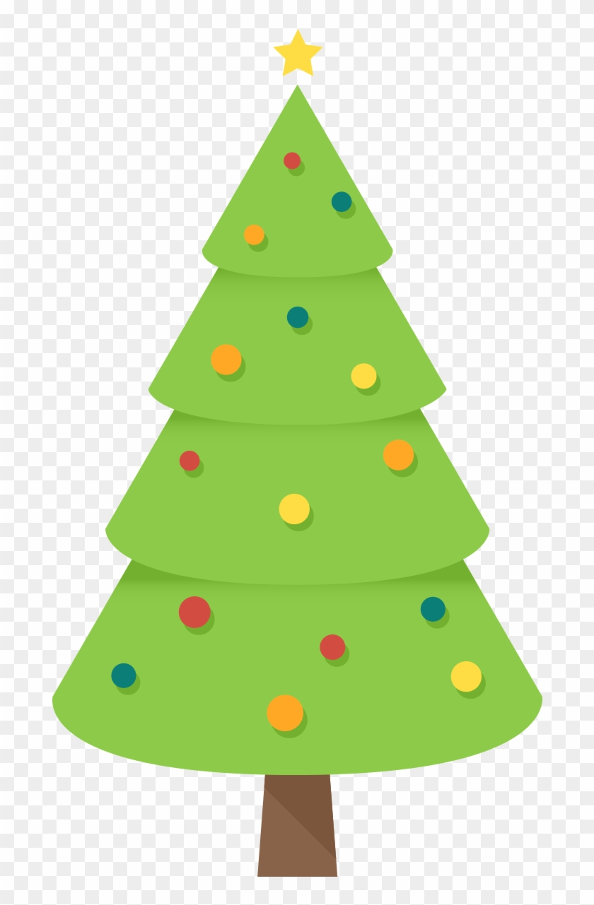 Christmas Tree Clipart Free Clip Art Images Freeclipart - Simple Christmas Tree Art #23696