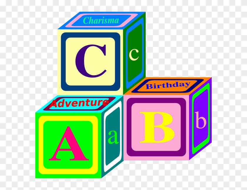 Abc Blocks Png, Svg Clip Art For Web - Abc Clipart Png #23711