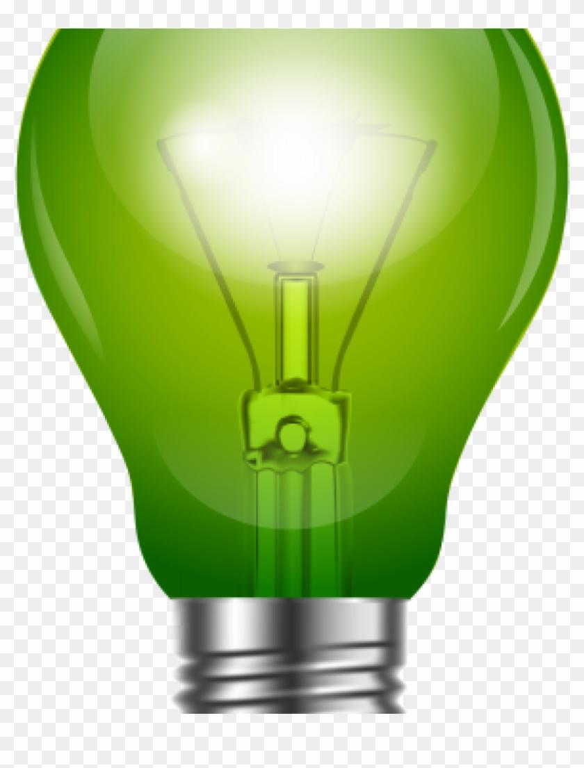 Light Clipart Green Light Bulb Png Clip Art Best Web - Clip Art #23724