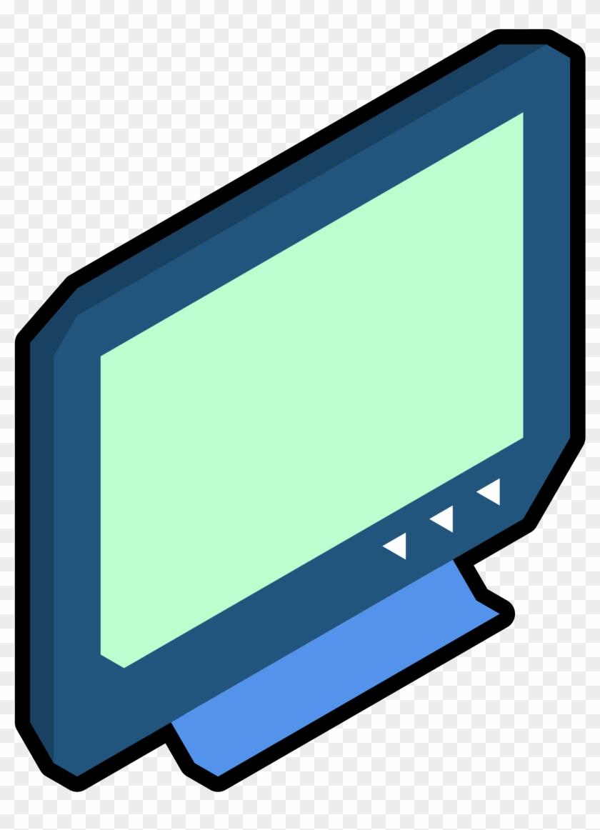 Tv - Clip Art #23735