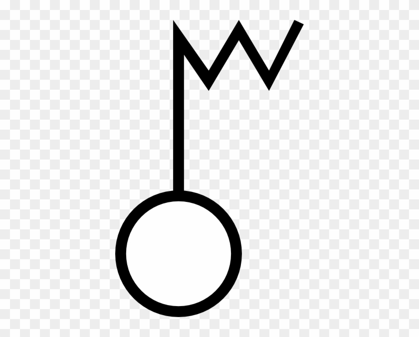 Free Vector Japanese Map Symbol Electric Wave Tower - Japanese Symbol For Electricity #23746