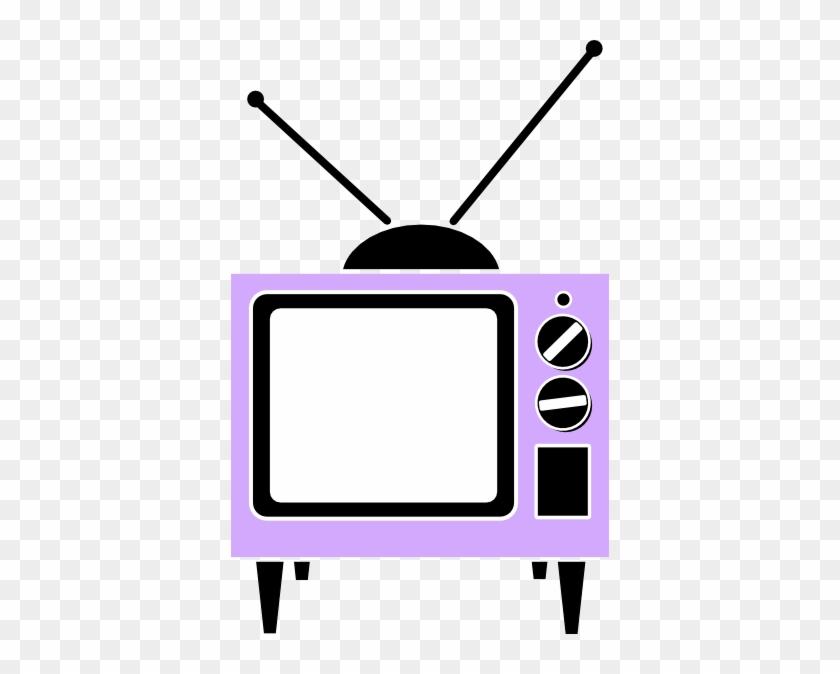 Pink Tv Clip Art - 70s Tv Clip Art #23756