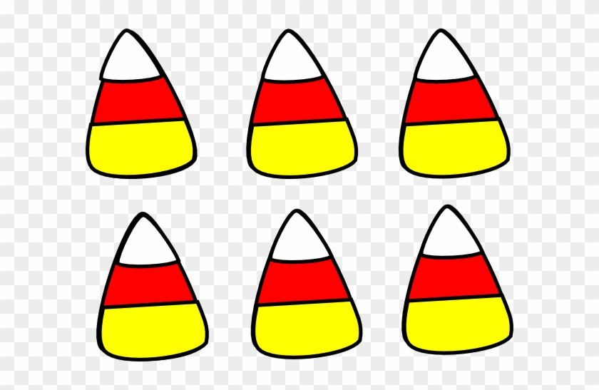 Candy Corn Border Clip Art Free Clipart Images - Candy Corn Template Printable #23820