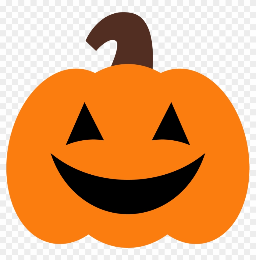 Halloween Cliparts Pumpkin - Pumpkin Halloween Clip Art #23836