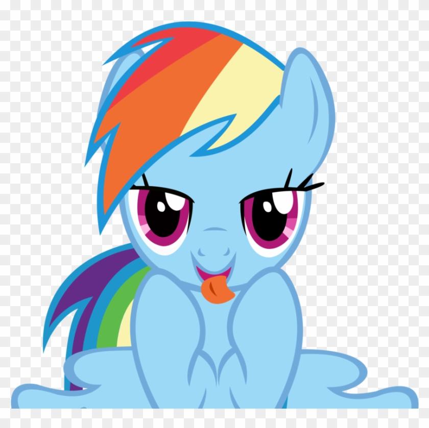 Dash Eating Corn On The Cob By Speedingturtle On Clipart - Rainbow Dash Angry Gif #23835