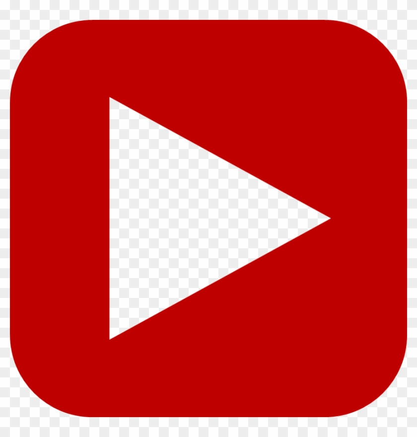 Youtube Clipart Watch Video - Play Button Png Free #23844