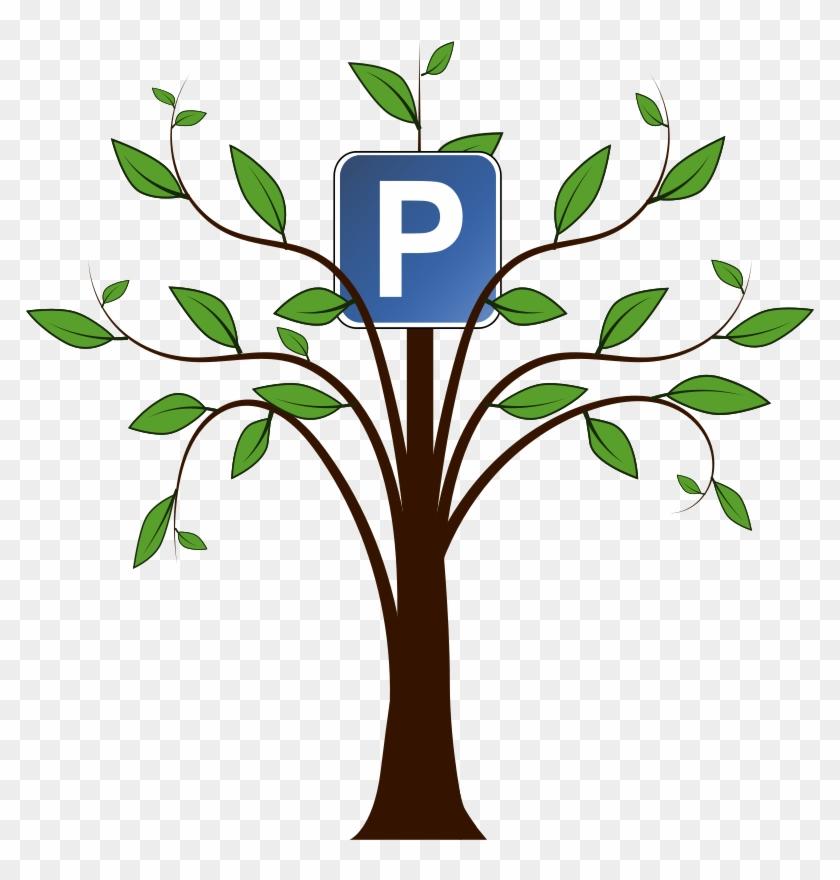 Free Clip Art Tree - Tree #23861