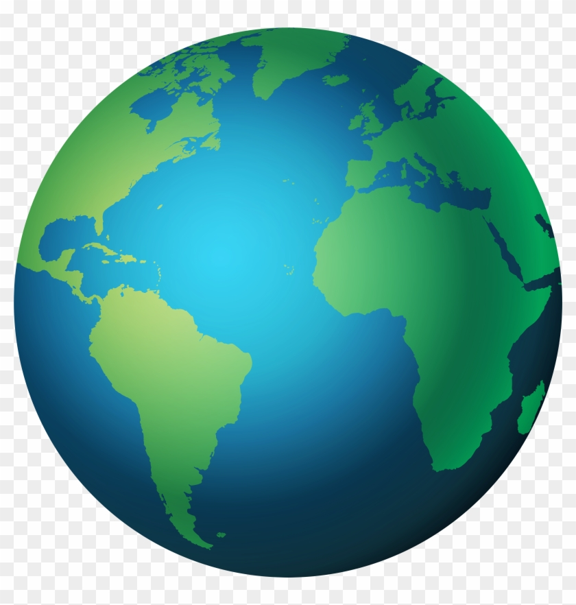 Earth Png Clip Art - Earth Png Clip Art #23920