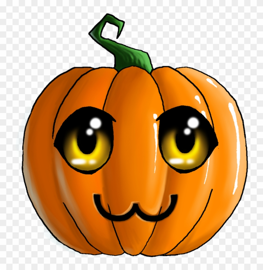 Cute Halloween Pumpkin Clipart 7 Nice Clip Art - Halloween #23938
